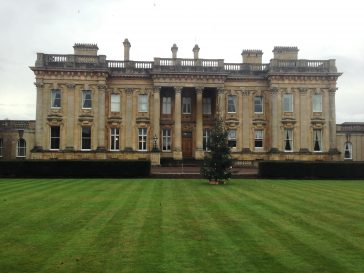 Heythrop Park in Oxfordshire